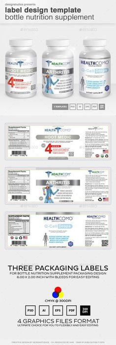 BCAA Amino Acids Supplement Label Template http\/\/wwwdlayouts - product label sample