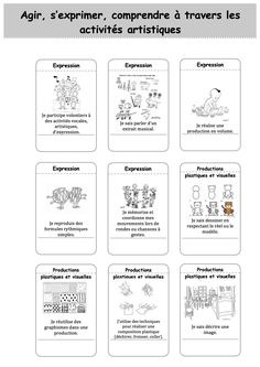 Carnet de suivi CYCLE 1 PS/MS/GS Cycle 1, Teaching Aids, Ms Gs, Preschool Activities, Back To School, Bullet Journal, Education, Blog, Animation