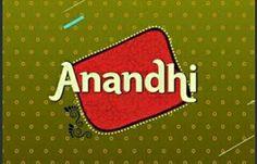 Drama India Anandhi ANTV Episode 801-900