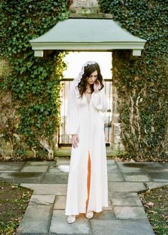 Tendance Robe du mariage 2017/2018  Chic Temperly London wedding dress: www.stylemepretty Photography: Lisa Blume
