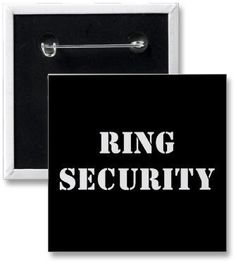 #Zazzle                   #ring                     #RING #SECURITY #square #button #from #Zazzle.com   RING SECURITY square button from Zazzle.com                                   http://www.seapai.com/product.aspx?PID=1541629