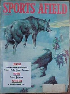 sports afield magazine covers - Google Search
