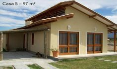 projetos-de-casas-modernas-pequenas #fachadasdecasasdecampo