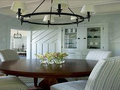 lake cottage dining room white set sets awesome with images