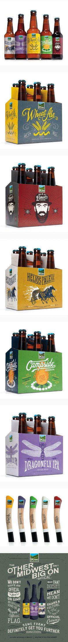 Upland Brewing Co. by Young & Laramore