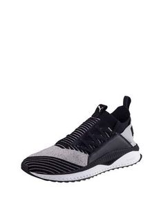 best sneakers e47c0 55513 Puma Men s TSUGI Two-Tone Knit Sneakers Knit Sneakers, Knit Shoes, Casual  Sneakers