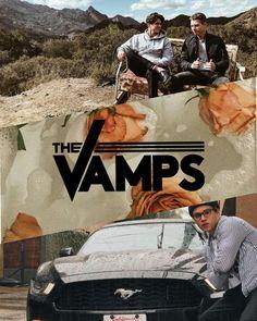 Brad Simpson Connor Ball James McVey Tristan Evans The Vamps Wallpaper Jadley