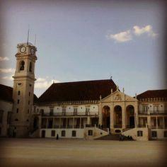 Universidade de Coimbra em Coimbra, Coimbra