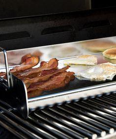 Pro Grill Stainless Steel Griddle #zulily #zulilyfinds