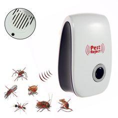 Verjaag ongedierte en insecten met de Pest Reject 2000 verjager