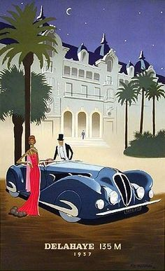 Delahaye 135 M, 1937, Pierre Fix-Masseau