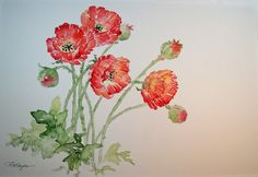 Simple Chinese Watercolor Paintings   Sunday, October 24, 2010