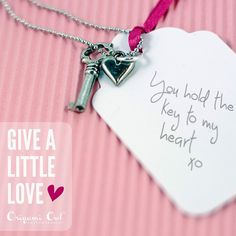 Hold_the_Key by Origami Owl, via Flickr    http://itsowlgood.origamiowl.com