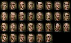 Character Portraits, Image