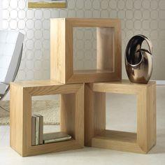 Cubes for Shoe Art