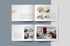 Graphic Design Portfolio Template by tujuhbenua on Portfolio Book, Portfolio Layout, Portfolio Design, Graphic Design Brochure, Brochure Design Inspiration, Layout Design, Logo Design, Design Editorial, Brochure Template