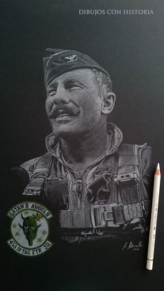Col. Robin Olds. Vendido/ Sold. Fighter Pilot, Fighter Jets, Robin Olds, F4 Phantom, Manly Things, Airplane Art, Supermarine Spitfire, Us Air Force, Aviation Art