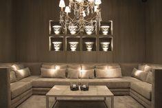 Luxury designer U shaped sofa