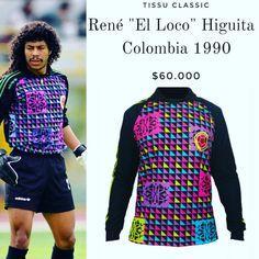 El loco Rene Higuita