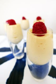 Passion Fruit Mousse (Mousse de Maracujá) has only 3 ingredients. Creamy, delicious and so easy!