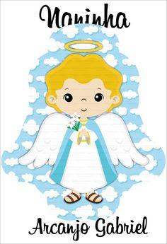 Saint Tattoo, My Guardian Angel, Diy Embroidery, Diy Doll, Kawaii, Disney Characters, Fictional Characters, Prayers, Religion