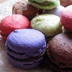 Photo recette : Macarons au chocolat