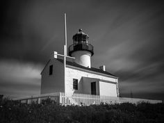 Cabrillio Point Light House, Point Loma, San Diego, California. I am presenting this work as an open edition fine art giclee print on archival paper. Each work is captured and created by my hand. The prints are mastered by a printing service I have tested and selected for high quality and professional results. The prints are presented on luster paper to highlight the subtle colors and enhance the display. I am personally committed o producing the best product and happy to follow-up with…