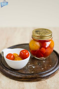 marynowane pomidory/pikled tomatoes