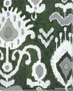 Emerald Ikat II - Art Classics, Ltd. – Modish Store