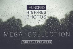 Check out 100 Hi-Res Photos Mega Collection #3 by The Jungle Photo on Creative Market