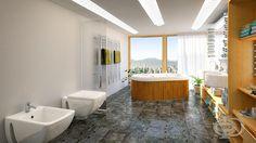 Bathroom 2 | 3D model