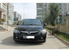 Honda Civic 1.6 Premium İLK SAHİBİNDEN 2011 HONDA CİVİC OTOMATİK VİTES BRC LPG GARAJ ARABASI