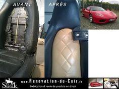 Renovation Cuir, Automobile, Ferrari, Leather Pants, Executive Dashboard, Car, Leather Jogger Pants, Lederhosen, Leather Leggings