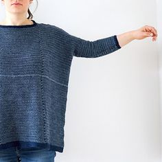 ** Make an easy stylish Tunisian Crochet Sweater for all skill-levels**