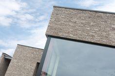 Huis - gebouwd met de borlo baksteen van steenfabriek Nelissen
