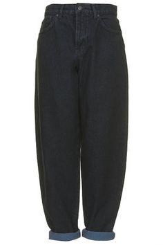 overdyed high waist jeans topshop