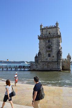 Tower of Belém. Lisbon - Portugal