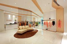 SCFashion store by OOBIQ Architects, Shenyang store design
