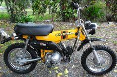 Vintage Honda ST90 Fully Restored vintage Postie / scooter 1974 collectable