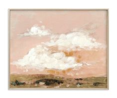 """""""Afterglow"""" - Art Print by Lorent and Leif in beautiful frame options and a variety of sizes."""