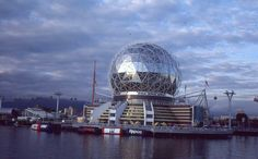 Expo Centre during Expo '86, later became Science World