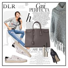 """""""DLRBOUTIQUE.COM"""" by lila2510 ❤ liked on Polyvore featuring Jimmy Choo, Whiteley, Gap, Yves Saint Laurent, Ilia, DLRLuxuryBoutique and dlrboutique"""