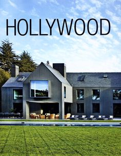 Brian grazer home architectural digest pictures