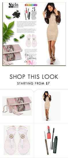 """SHEIN"" by red-rose-girl ❤ liked on Polyvore featuring Clinique, Sheinside, mode and shein"