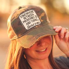 Journey Nursing Organizations - How To Define Fantastic Nursing Agencies Proverbs 31 and Tupac Trucker Hat In Distressed Camo Southern Mess Boutique Camo Outfits, Outfits With Hats, Texas Longhorns, Diy Fashion, Womens Fashion, Fashion Edgy, Fashion Spring, Fashion Hats, Fashion Black