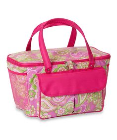 Take a look at this Pink Desire Avanti Cooler Tote today!