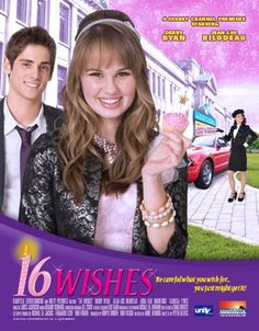 16 Wishes A perfect movie to watch after my Sweet 16!