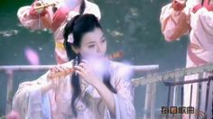 Beautiful Chinese Music【9】Traditional【Ode to Coral】  I like traditional clothes. The scenery is so beautiful..