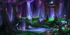 World of Warcraft: A Place to Call Home by T00xicpanda