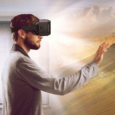 Visore AUKEY VR-O3 per Realtà Virtuale e 3D